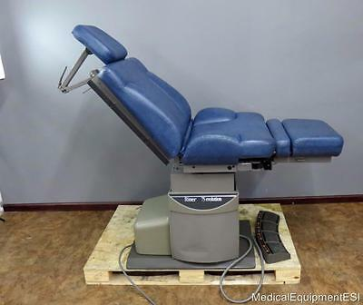 Ritter 75 Evolution Power Examination Procedure Exam Chair W/ Footswitch ENT