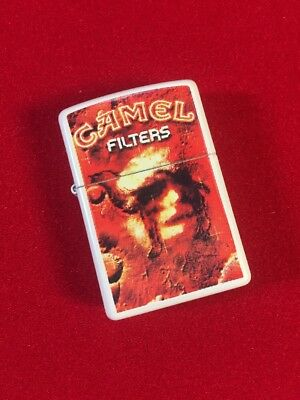 Camel Filters Mystery Series Zippo Lighter