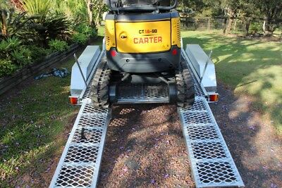 Carter CT16 Mini Excavator with a 450mm bucket