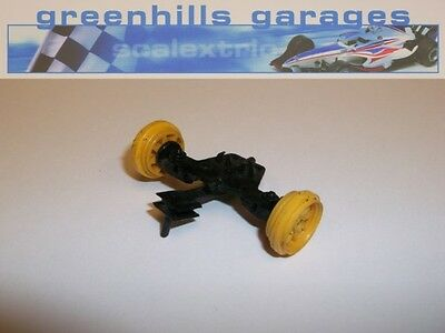 Greenhills Scalextric Formula Junior Front Wheels & Guide Blade Used – P2827