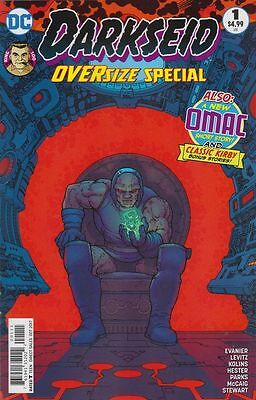 Darkseid Oversized Special #1 Jack Kirby Special FIrst Print DC Comics 2017 HOT!