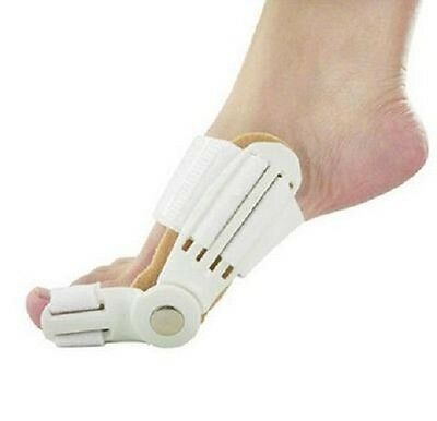 Big Toe Bunion Splint Straightener Corrector Foot Pain Relief Hallux Valgus New