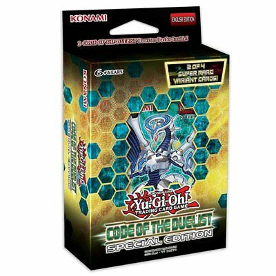 YU-GI-OH! TCG Code of the Duelist Special Edition - 1 Pack