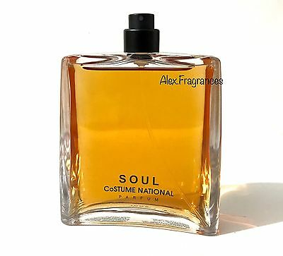 CoSTUME NATIONAL SOUL EDP 100 ML PROFUMO SPRAY 3.4 FL.OZ UnBoxed-Senza Scatola