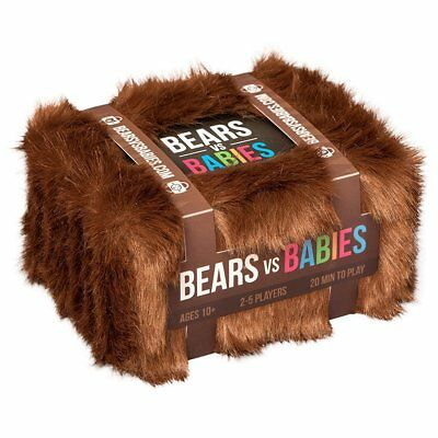 Bears vs Babies Core Deck Card Board Game Party Game