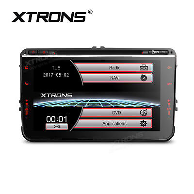 Android 5.1 GPS Sat Nav Car DVD Player Stereo for Mercedes-Benz E-W211 CLS-W219