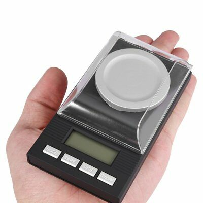 Mini Digital Scale Portable LCD Electronic Jewelry Scales Weight Weighting pr