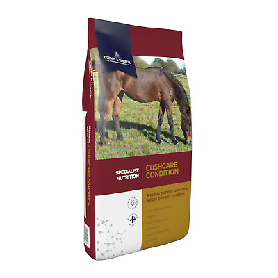 Dodson & Horrell CushCare Condition 18Kg Horse Feed For Underweight Horses