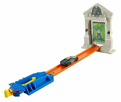 Hot Wheels Classic Track Set - Zombie Attack
