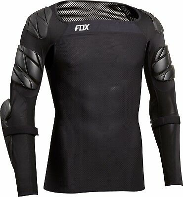 New 2018 Fox Racing Airframe Pro Sleeve Base Layer Under the Jersey - Black S/M