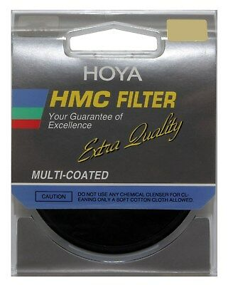 Hoya 46mm NDX2 ND2 0.3 HMC Multi-Coated Solid Neutral Density 1-Stop Filter