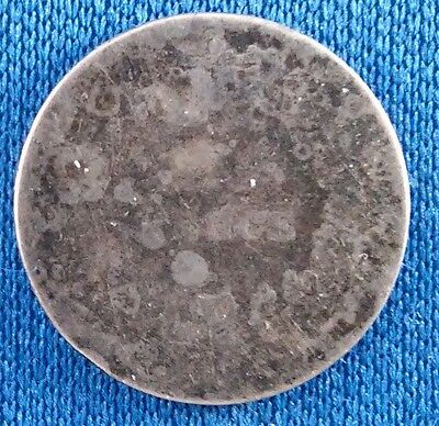 Undated Great Britain Queen Victoria 6 Pence (SixPence) Silver Coin