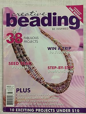 Creative Beading Magazine - Vol 3 No 4