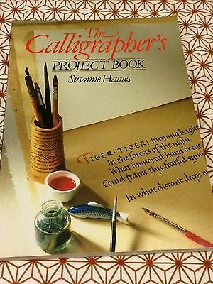The Calligrapher's Project Book, Haines, Susanne  978004