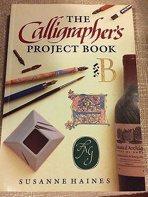 The Calligrapher's Project Book, Haines, Susanne