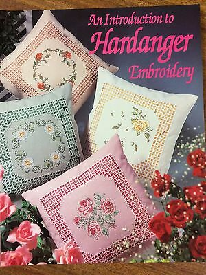 An Introduction to Hardanger Embroidery  by Search Press