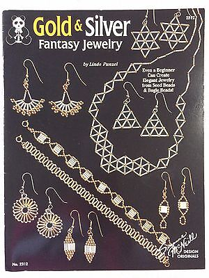 Gold & Silver Fantasy Jewelry  - Booklet 2312