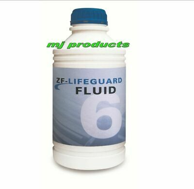 zf lifeguard fluid 6  one litre bottle