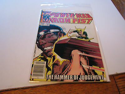 Power Man and Iron Fist 107 (Marvel July 1984)