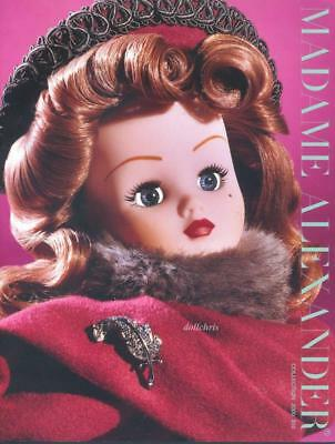2000 Madame Alexander Catalog Doll Reference 88 Color pages Cissy Wendy + New