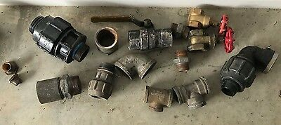Rural Pipe Fittings - Assorted