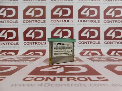 Siemens 6ES7 951-1AJ00-0AA0 Simatic S7 Memory Card RAM 512KB - New No Box