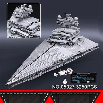 Brand New UCS Imperial Star Destroyer Lego 10030 Compatible.