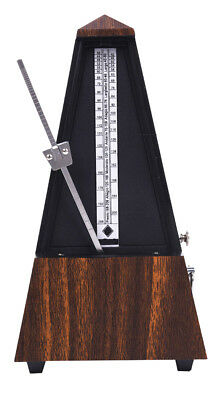 Mechanical Metronome Antique Vintage Style Wind Up Metronome Musical Tempo Timer