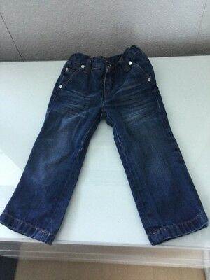 D&G Baby Boy Jeans/trousers 9-12 Months Dolce And Gabbana Junior Excellent Condo