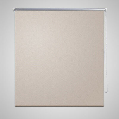 Roller Blind Blackout Beige Daynight Window Blinds Sunscreen Quality Multi Sizes