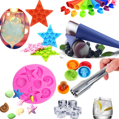 New Silicone/Rubber Ice Cube Tray Mold Bar Ice Cube Chocolate Mold Mould Tray