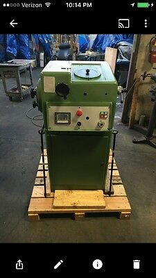 Mikron A60 Gear Hob Sharpening Machine. New electric and New hydraulic Retrofit
