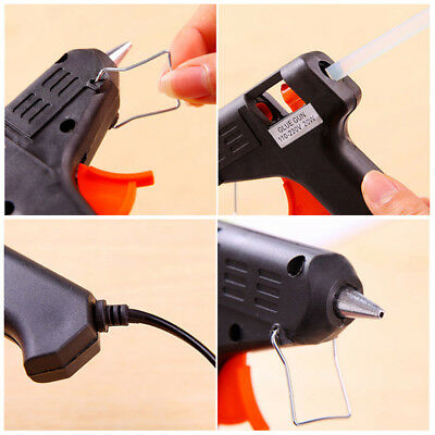 Art Craft Repair Tool 20W Electric Heating Hot Melt Glue Gun Stick AU Plug