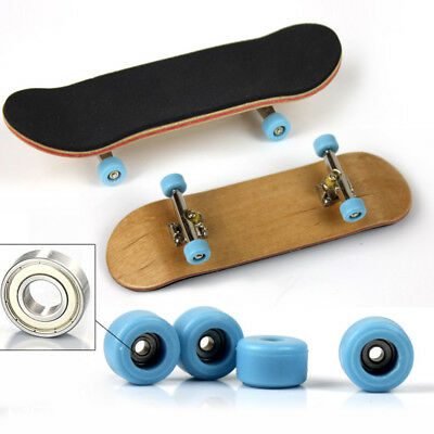New Finger Board Tech Deck Truck Wood Skateboard Boy Kid Party Toy Birthday Gift
