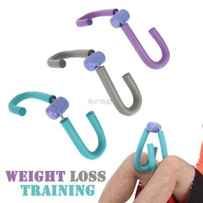 Workout Gym Fitness Thigh Master Muscle Toner Trimmer Exerciser Arm Leg Shaper