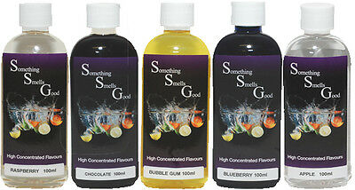 100ml Concentrated Liquid Food Flavouring/Essence For Cake Baking,Cooking ect