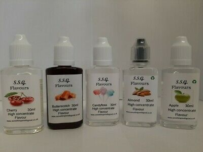 30ml Concentrated Liquid Food Flavouring/Essences For Cakes,Baking,Cooking ect