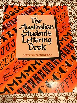 The Australian Students Lettering Book