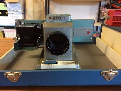 BELL & HOWELL Headliner Slide Projector Viewer Model 706 Made in Australia