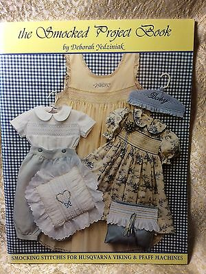 The Smocked Project Book by Deborah Yedziniak