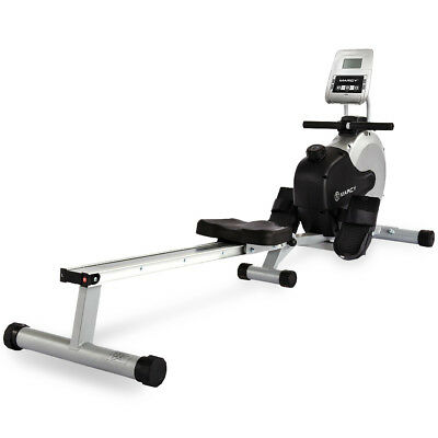 Marcy RM413 Henley Folding Rowing Machine Indoor Gym Rower Magnetic Resistance