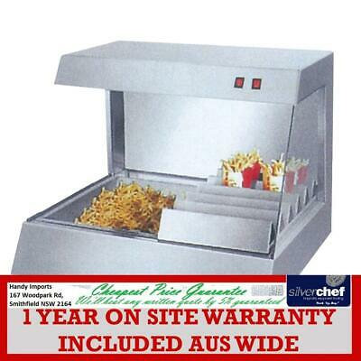 Large Bench Chip Warming Station - TFW-8KW VALUE
