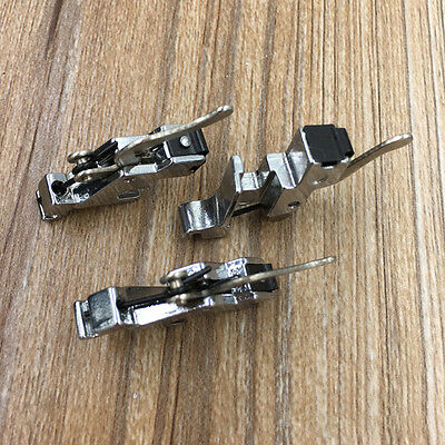 Sewing Machine Presser Foot Low Shank Snap on 7300L (5011-1) Adapter Holder UK