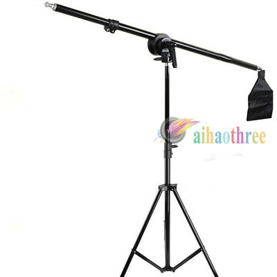 Godox SN-302 193cm Studio Flash Light Stand + Light Boom Arm With Sandbag【AU】