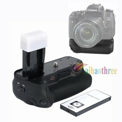 Vertical Battery Grip Holder 2x LP-E17 Battery For Canon EOS 750D 760D Camera