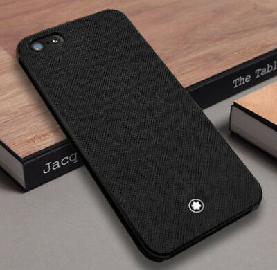 check out e676a c6153 MONTBLANC BLACK SARTORIAL for apple iphone 6plus / 6s plus cover case
