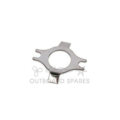 A New Mercury Mariner Tab Washer for 35, 40, 50, 60hp Outboard 5pk (# 14-76281)