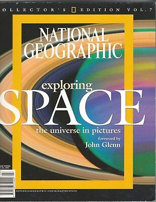 National Geographic Collectors Edition -  Exploring Space Universe in pictures