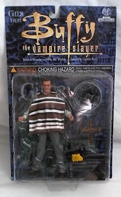 buffy the vampire slayer giles sombrero moore action collectables 6 inch figure