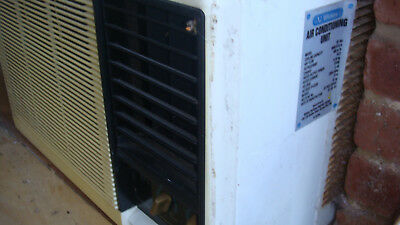 Window Type Room Air Conditioner